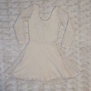 Abercrombie & Fitch lace dress - small